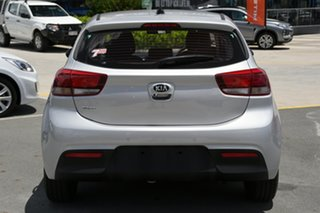 2018 Kia Rio YB MY18 S Silver 4 Speed Sports Automatic Hatchback
