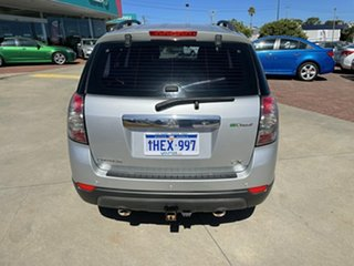 2012 Holden Captiva CG Series II 7 AWD CX Silver 6 Speed Sports Automatic Wagon