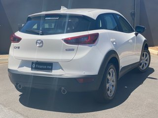 2020 Mazda CX-3 DK2W76 Neo SKYACTIV-MT FWD Sport Snowflake White 6 Speed Manual Wagon