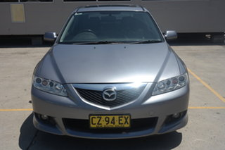 2003 Mazda 6 GG1031 Luxury Sports Grey 4 Speed Sports Automatic Hatchback.