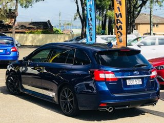 2016 Subaru Levorg V1 MY17 2.0 GT CVT AWD Blue 8 Speed Constant Variable Wagon.