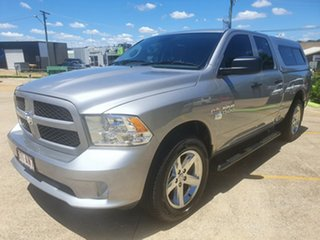 2019 Ram 1500 MY19 Express Quad Cab SWB Silver 8 Speed Automatic Utility