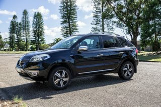 2015 Renault Koleos H45 PHASE III MY15 Bose Black 1 Speed Constant Variable Wagon.