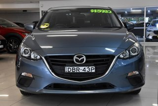 2015 Mazda 3 BM5278 Neo SKYACTIV-Drive Blue 6 Speed Sports Automatic Sedan