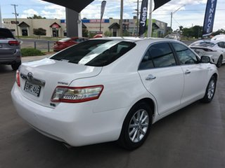 2011 Toyota Camry AHV40R Hybrid White Constant Variable Sedan