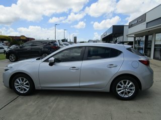 2016 Mazda 3 BN5478 Maxx SKYACTIV-Drive Silver 6 Speed Sports Automatic Hatchback.