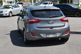 2015 Hyundai i30 GD3 Series II MY16 Active Grey 6 Speed Manual Hatchback