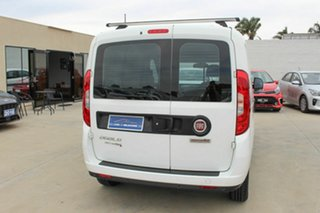 2017 Fiat Doblo 263 Series 1 Low Roof SWB Comfort-matic White 5 Speed Sports Automatic Single Clutch