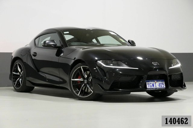 Used Toyota Supra GR DB42R GTS Bentley, 2019 Toyota Supra GR DB42R GTS Black 8 Speed Automatic Coupe