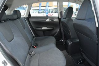 2009 Subaru Impreza G3 MY09 R AWD Silver 5 Speed Manual Hatchback