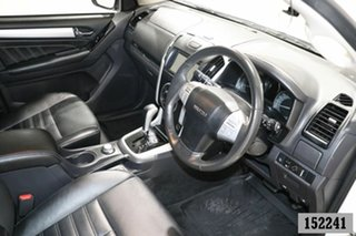 2018 Isuzu MU-X UC MY18 LS-T (4x4) White 6 Speed Auto Sequential Wagon