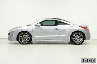 2013 Peugeot RCZ 1.6T Silver 6 Speed Manual Coupe