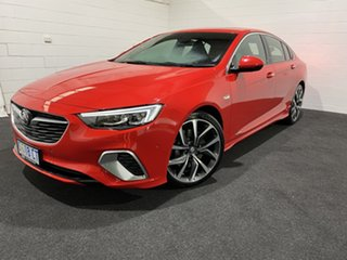 2018 Holden Commodore ZB MY18 VXR Liftback AWD Absolute Red 9 Speed Sports Automatic Liftback