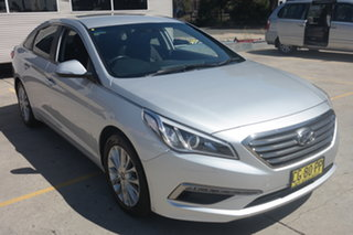 2015 Hyundai Sonata LF2 MY16 Active Silver 6 Speed Sports Automatic Sedan