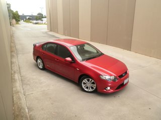 2010 Ford Falcon FG XR6 Seduce 5 Speed Sports Automatic Sedan