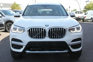 2019 BMW X3 G01 xDrive30i Steptronic White 8 Speed Sports Automatic Wagon