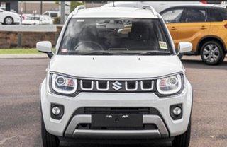 2020 Suzuki Ignis IGNIS1 IGNIS GLX AUTO Pure White Pearl Hatchback
