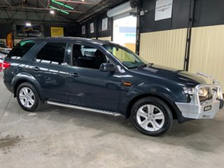 2011 Ford Territory SZ TX (RWD) Blue 6 Speed Automatic Wagon.