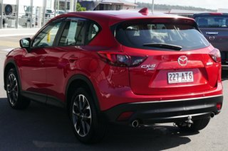2014 Mazda CX-5 KE1021 MY14 Grand Touring SKYACTIV-Drive AWD Soul Red 6 Speed Sports Automatic Wagon