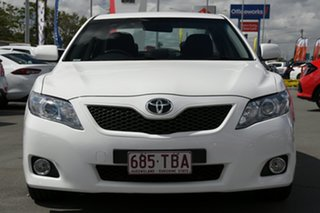 2011 Toyota Camry ASV50R Altise White 6 Speed Sports Automatic Sedan