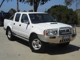 2014 Nissan Navara D22 S5 ST-R 5 Speed Manual Utility