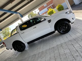 2018 Ford Ranger PX MkIII MY19 XLT White 6 Speed Sports Automatic Double Cab Pick Up