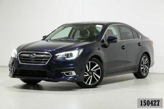2019 Subaru Liberty MY20 2.5i AWD Blue Continuous Variable Sedan.