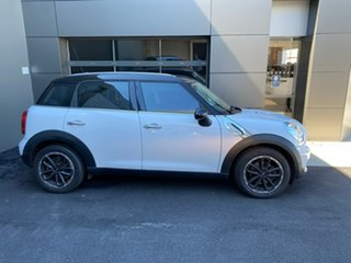 2015 Mini Countryman R60 MY15 Cooper D White 6 Speed Sports Automatic Wagon