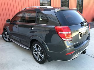2016 Holden Captiva CG MY16 LTZ AWD Grey 6 Speed Sports Automatic Wagon.