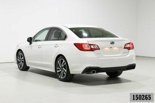 2019 Subaru Liberty MY20 2.5i AWD White Continuous Variable Sedan