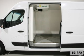 2019 Renault Master X62 MY17 MWB MID White 6 Speed Automated Manual Van