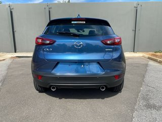 2020 Mazda CX-3 DK2W7A Neo SKYACTIV-Drive FWD Sport Eternal Blue 6 Speed Sports Automatic Wagon.