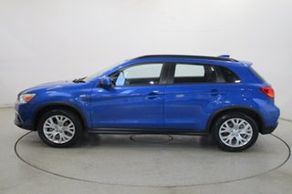 2019 Mitsubishi ASX XC MY19 ES 2WD Blue 1 Speed Constant Variable Wagon