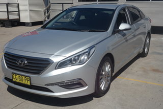 2015 Hyundai Sonata LF2 MY16 Active Silver 6 Speed Sports Automatic Sedan.