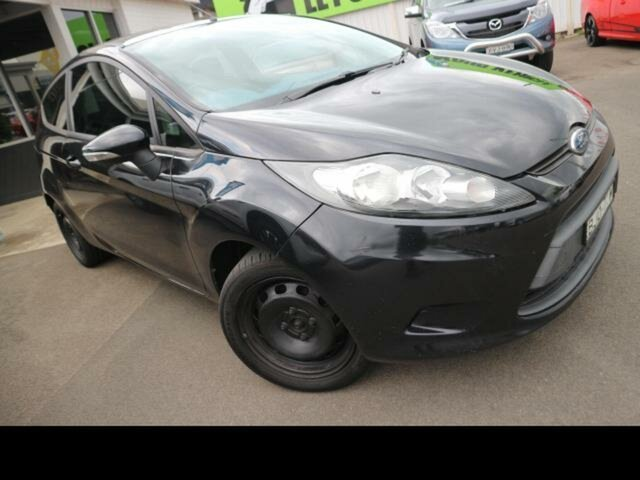 Used Ford Fiesta WS CL Kingswood, Ford Ws Cl 3dr Hatch 1.4 LITRE ENGINE 4 Speed Automat (WY339CA)