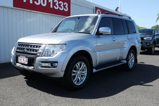 2014 Mitsubishi Pajero NW MY14 Exceed 5 Speed Sports Automatic Wagon