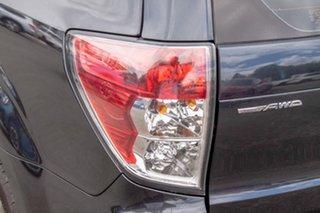 2012 Subaru Forester S3 MY12 X AWD Dark Grey 4 Speed Sports Automatic Wagon