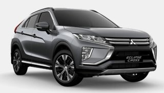 2020 Mitsubishi Eclipse Cross YB MY21 LS 2WD Grey 8 Speed Constant Variable Wagon