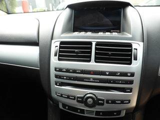 2010 Ford Falcon FG XR6 Turbo Silver 6 Speed Sports Automatic Sedan