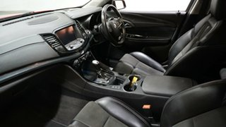 2017 Holden Commodore VF II MY17 SV6 Sportwagon Red 6 Speed Sports Automatic Wagon