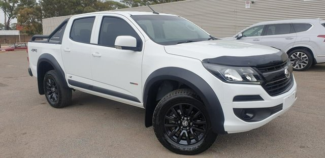 Used Holden Colorado RG MY20 LS-X Pickup Crew Cab Elizabeth, 2019 Holden Colorado RG MY20 LS-X Pickup Crew Cab White 6 Speed Sports Automatic Utility