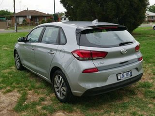 2020 Hyundai i30 PD2 MY20 Active SmartSense Silver 6 Speed Automatic Hatchback