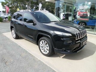 2014 Jeep Cherokee KL Limited (4x4) 9 Speed Automatic Wagon