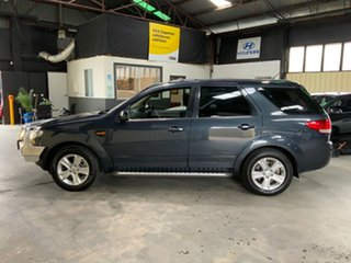 2011 Ford Territory SZ TX (RWD) Blue 6 Speed Automatic Wagon