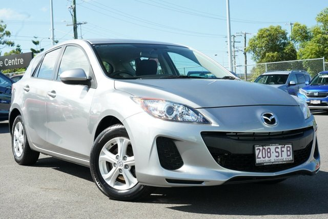 Used Mazda 3 BL10F2 Neo Activematic Hillcrest, 2012 Mazda 3 BL10F2 Neo Activematic Silver 5 Speed Sports Automatic Hatchback