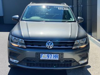 2016 Volkswagen Tiguan 5N MY16 132TSI DSG 4MOTION Grey 7 Speed Sports Automatic Dual Clutch Wagon.