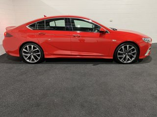 2018 Holden Commodore ZB MY18 VXR Liftback AWD Absolute Red 9 Speed Sports Automatic Liftback.