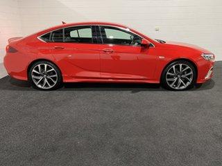 2018 Holden Commodore ZB MY18 VXR Liftback AWD Absolute Red 9 Speed Sports Automatic Liftback.