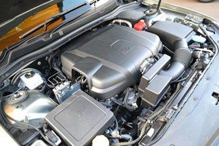 2016 Holden Commodore VF II MY16 SV6 Sportwagon Black Prussian Steel 6 Speed Sports Automatic Wagon