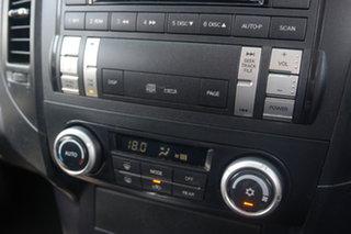 2009 Mitsubishi Pajero NT MY10 GLX Blue 5 Speed Sports Automatic Wagon